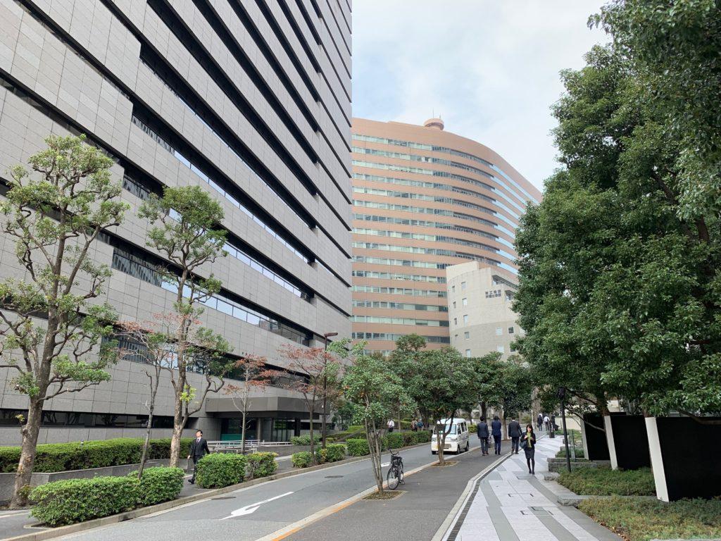 東京虎ノ門