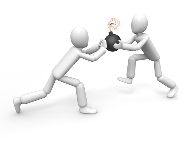 大企業での仕事の責任範囲の考え方