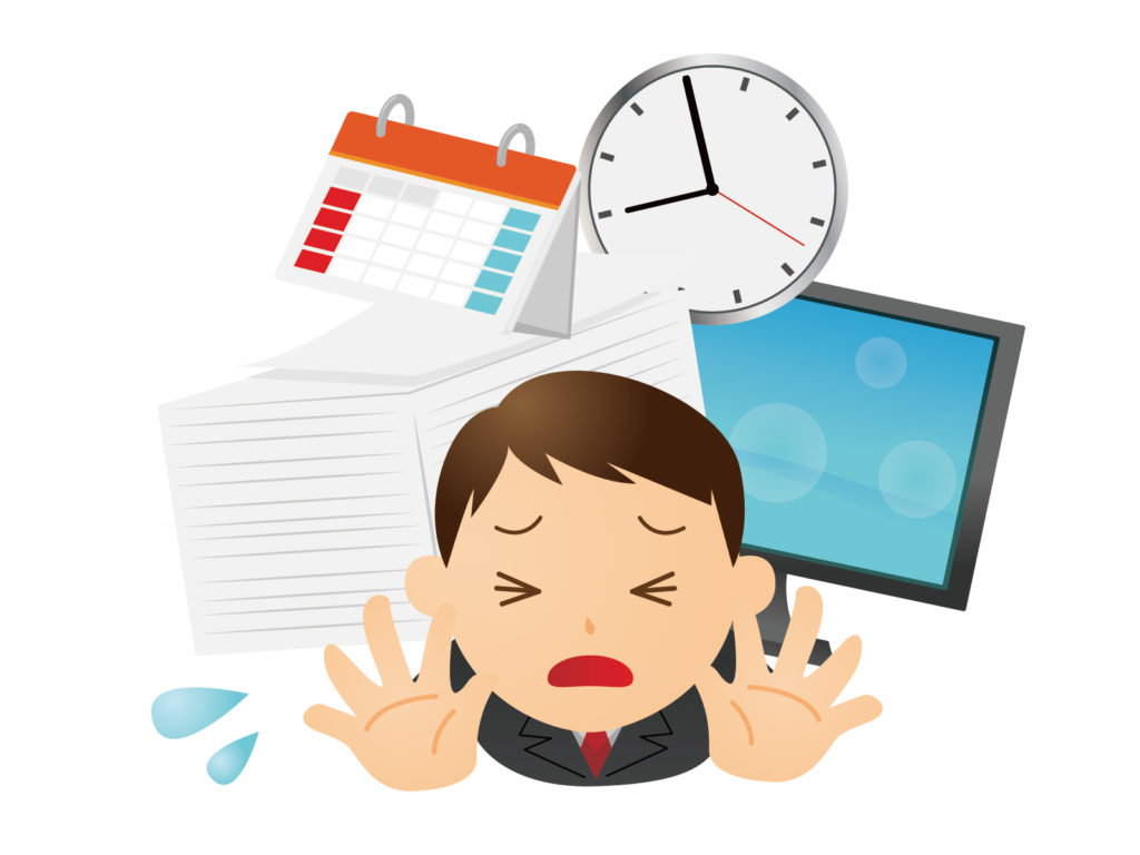 仕事が「忙しい」を口癖にするのは格好悪いこと